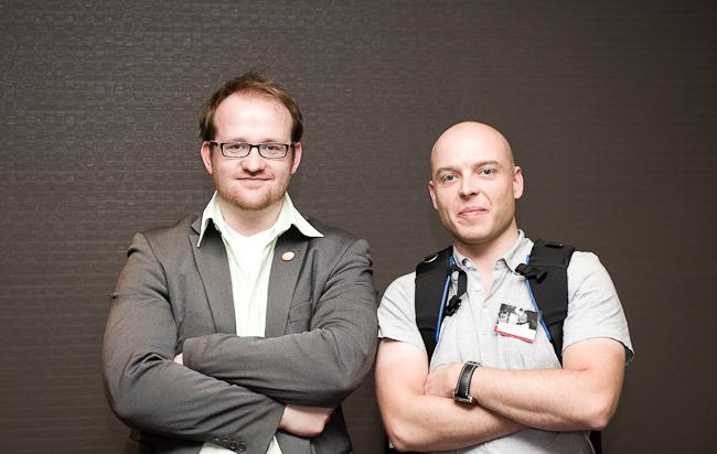 Martin Krolop, Tobias Conrad