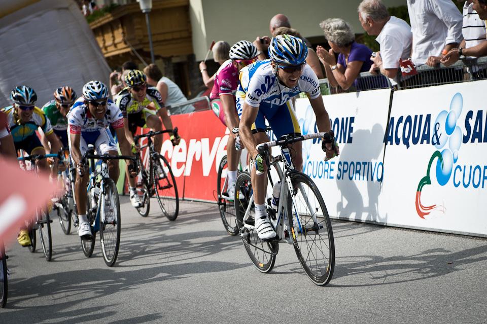 Giro d'Italia Mayrhofen 2009