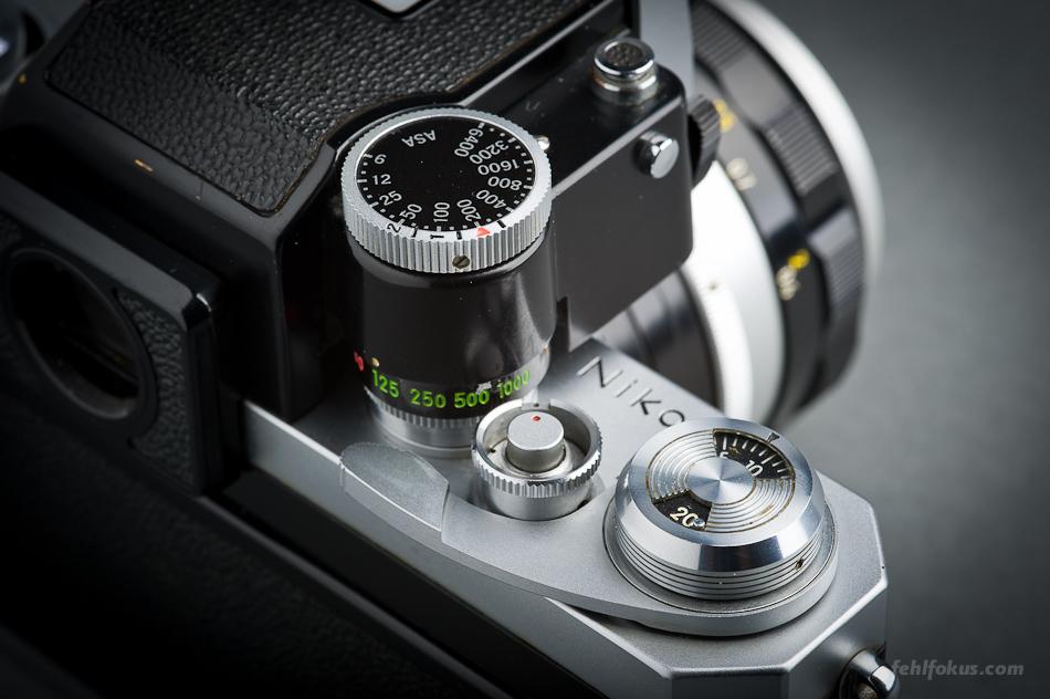 Nikon F Photomic FTn Nikkor-S Auto f/1.4 Nippon Kogaku