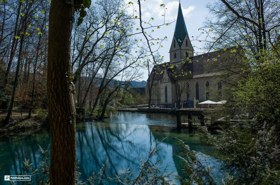 Blautopf Blaubeuren Kloster