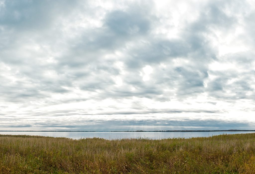 Panorama Usedom Koserow Achterwasser